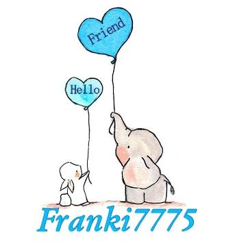 Show profile for Franki 7775 (franki7775)