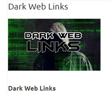 Show profile for darkweb03